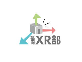 福岡XR部のロゴ