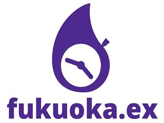 fukuoka.exのロゴ