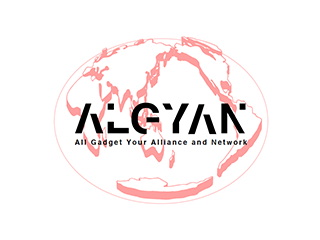 IoT ALGYAN福岡支部のロゴ