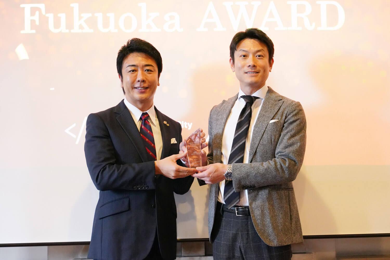 株式会社Fusic 代表取締役社長 納富貞嘉様
